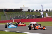 The Classic, Silverstone 2021 40 Brian Morris / March 782At the Home of British Motorsport. 30th July – 1st August Free for editorial use only