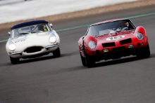 The Classic, Silverstone 2021 16 Lukas Halusa / Ferrari 250 GT 'Breadvan'At the Home of British Motorsport. 30th July – 1st August Free for editorial use only