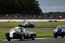 The Classic, Silverstone 2021 20 Michael O'Shea / David Hall - Jaguar E-typeAt the Home of British Motorsport. 30th July – 1st August Free for editorial use only