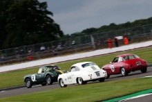 The Classic, Silverstone 2021 600 Sam Tordoff / John Tordoff - Porsche 356 Pre-A 1500 SAt the Home of British Motorsport. 30th July – 1st August Free for editorial use only
