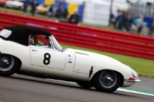 The Classic, Silverstone 2021 8 Gary Pearson / Martin Brundle - Jaguar E-typeAt the Home of British Motorsport. 30th July – 1st August Free for editorial use only