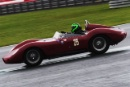 The Classic, Silverstone 202125 Richard Wilson / Martin Stretton - Maserati 250S At the Home of British Motorsport.30th July – 1st AugustFree for editorial use only