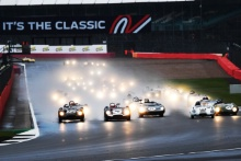 The Classic, Silverstone 2021MRL Royal Automobile Club Woodcote + Stirling Moss Trophies Start At the Home of British Motorsport.30th July – 1st AugustFree for editorial use only
