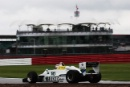 The Classic, Silverstone 2021 16 Mark Hazell / Williams FW08C At the Home of British Motorsport. 30th July – 1st August Free for editorial use only