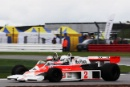 The Classic, Silverstone 2021 Lukas Halusa McLaren M23At the Home of British Motorsport. 30th July – 1st August Free for editorial use only