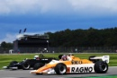 The Classic, Silverstone 2021 49 Neil Glover / Arrows A5 At the Home of British Motorsport. 30th July – 1st August Free for editorial use only