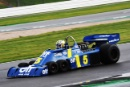 The Classic, Silverstone 2021 5 Jonathan Holtzman / Tyrrell P-34At the Home of British Motorsport. 30th July – 1st August Free for editorial use only
