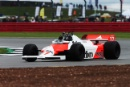 The Classic, Silverstone 2021 77 Steve Hartley / McLaren MP4/1At the Home of British Motorsport. 30th July – 1st August Free for editorial use only