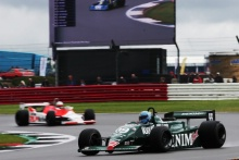 The Classic, Silverstone 2021 Jamie Constable  - Tyrrell 011 At the Home of British Motorsport. 30th July – 1st August Free for editorial use only