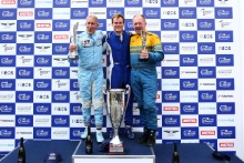 The Classic, Silverstone 2021 Jonathan Holzman, Lukas halusa and Chris Perkins At the Home of British Motorsport. 30th July – 1st August Free for editorial use only