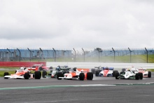 The Classic, Silverstone 2021 Start of the race At the Home of British Motorsport. 30th July – 1st August Free for editorial use only