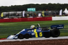 The Classic, Silverstone 20215 Jonathan Holtzman / Tyrrell P-34At the Home of British Motorsport.30th July – 1st AugustFree for editorial use only