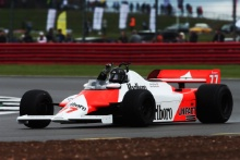 The Classic, Silverstone 202177 Steve Hartley / McLaren MP4/1At the Home of British Motorsport.30th July – 1st AugustFree for editorial use only