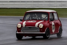 The Classic, Silverstone 2021 176 Roy Alderslade / Austin Mini Cooper SAt the Home of British Motorsport. 30th July – 1st August Free for editorial use only