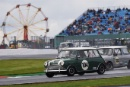 The Classic, Silverstone 2021 Chris Middlehurst / Austin Mini Cooper S At the Home of British Motorsport. 30th July – 1st August Free for editorial use only