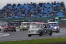 The Classic, Silverstone 2021 181 Hans Beckert / Morris Mini Cooper SAt the Home of British Motorsport. 30th July – 1st August Free for editorial use only
