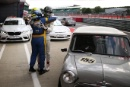 The Classic, Silverstone 2021 20 Endaf Owens / Austin Mini Cooper SAt the Home of British Motorsport. 30th July – 1st August Free for editorial use only