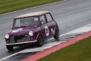 The Classic, Silverstone 2021 306 Jo Polley / Austin Mini Cooper S At the Home of British Motorsport. 30th July – 1st August Free for editorial use only