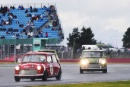 The Classic, Silverstone 2021 31 Jonathon Page / Morris Mini Cooper SAt the Home of British Motorsport. 30th July – 1st August Free for editorial use only