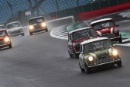 The Classic, Silverstone 2021 33 Matthew Page / Morris Mini Cooper SAt the Home of British Motorsport. 30th July – 1st August Free for editorial use only
