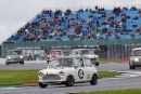 The Classic, Silverstone 2021 Chris Morgan Mini Cooper SAt the Home of British Motorsport. 30th July – 1st August Free for editorial use only