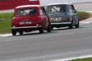 The Classic, Silverstone 2021 46 Ian Curley / Austin Mini Cooper SAt the Home of British Motorsport. 30th July – 1st August Free for editorial use only
