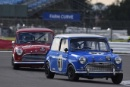 The Classic, Silverstone 2021 67 Michael Cullen / Austin Mini Cooper SAt the Home of British Motorsport. 30th July – 1st August Free for editorial use only