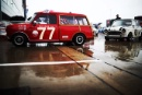 The Classic, Silverstone 2021 77 Mark Burnett / Austin Mini Countryman At the Home of British Motorsport. 30th July – 1st August Free for editorial use only