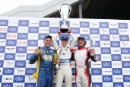 The Classic, Silverstone 2021 Podiu, Endaf Evans, Nathan Heathcote amd Bill Sollis At the Home of British Motorsport. 30th July – 1st August Free for editorial use only