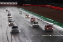 The Classic, Silverstone 2021 Start of the race, Bill Sollis leads At the Home of British Motorsport. 30th July – 1st August Free for editorial use only