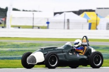 The Classic, Silverstone 20212 Ian Nuthall / Cooper Bristol Mk II At the Home of British Motorsport. 30th July – 1st August Free for editorial use only