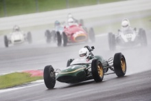 The Classic, Silverstone 202121 Alex Morton / Lotus 21 939/952 At the Home of British Motorsport. 30th July – 1st August Free for editorial use only