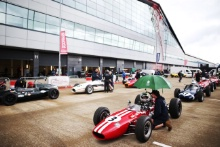 The Classic, Silverstone 2021 3 Barry Cannell / Brabham BT114At the Home of British Motorsport. 30th July – 1st August Free for editorial use only