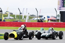 The Classic, Silverstone 202133 Chris Phillips / Cooper Bristol Mk II At the Home of British Motorsport. 30th July – 1st August Free for editorial use only