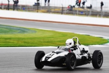 The Classic, Silverstone 202151 Rod Jolley / Cooper T43/51 At the Home of British Motorsport. 30th July – 1st August Free for editorial use only