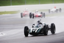 The Classic, Silverstone 202153 Justin Maeers / Cooper T53 At the Home of British Motorsport. 30th July – 1st August Free for editorial use only