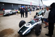The Classic, Silverstone 20219 Tony Lees / Cooper T53 At the Home of British Motorsport. 30th July – 1st August Free for editorial use only