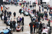 The Classic, Silverstone 2021 HGPCA Pre '66 Grand Prix CarsAt the Home of British Motorsport. 30th July – 1st August Free for editorial use only