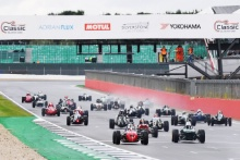 The Classic, Silverstone 2021 StartAt the Home of British Motorsport. 30th July – 1st August Free for editorial use only
