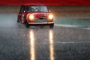 The Classic, Silverstone 2021 31 Giles Page / Nick Padmore - Morris Mini Cooper S At the Home of British Motorsport. 30th July – 1st August Free for editorial use only