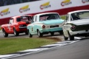 The Classic, Silverstone 2021 68 Michael Cullen / Patrick Shovlin - Ford Lotus CortinaAt the Home of British Motorsport. 30th July – 1st August Free for editorial use only