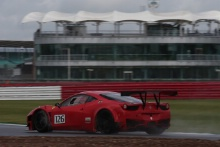 The Classic, Silverstone 2021 126 Colin Sowter / Ferrari 458 GT3 At the Home of British Motorsport. 30th July – 1st August Free for editorial use only