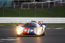 The Classic, Silverstone 2021 14 Oliver Bryant / Lola T70 Mk3B At the Home of British Motorsport. 30th July – 1st August Free for editorial use only