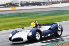 The Classic, Silverstone 2021 16 Chris Jolly / Steve Farthing - Cooper Monaco T61M At the Home of British Motorsport. 30th July – 1st August Free for editorial use only