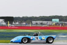 The Classic, Silverstone 2021 210 David Tomlin / Lola T210 At the Home of British Motorsport. 30th July – 1st August Free for editorial use only