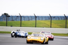 The Classic, Silverstone 2021 24 Till Bechtolsheimer / John Hindhaugh - Chevron B8 At the Home of British Motorsport. 30th July – 1st August Free for editorial use only