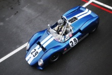 The Classic, Silverstone 2021 29 Keith Ahlers / James Billy Bellinger - Cooper Monaco King Cobra At the Home of British Motorsport. 30th July – 1st August Free for editorial use only