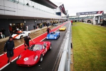 The Classic, Silverstone 2021 32 Charles Allison / Peter Thompson - Chevron B8 At the Home of British Motorsport. 30th July – 1st August Free for editorial use only