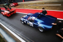The Classic, Silverstone 2021 40 Sandy Watson / Martin O'Connell - Chevron B8 At the Home of British Motorsport. 30th July – 1st August Free for editorial use only