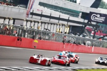 The Classic, Silverstone 2021 43 Tom Bradshaw / Chevron B19 At the Home of British Motorsport. 30th July – 1st August Free for editorial use only